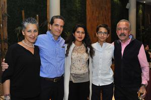 06022018 Yvonne, Ricardo, Andrea, Erick y Carlos.