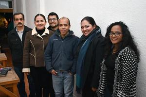 06022018 Manuel, Priscila, Emmanuel, Isidro, Alicia y Jenny.