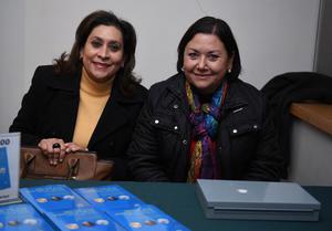 05022018 Luisa Seceñas y Denisse Muñoz.