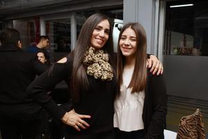 Lorena y Miranda