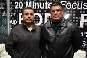 Manuel y Alejandro