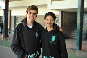 Daniel y Alejandro