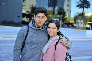 Juan Pablo y Luisa