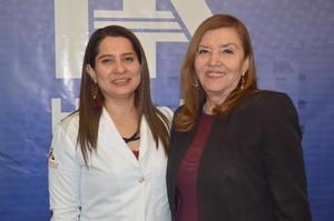 07022018 EN CURSO.  Cecilia Huizar y Elisa Cobos.