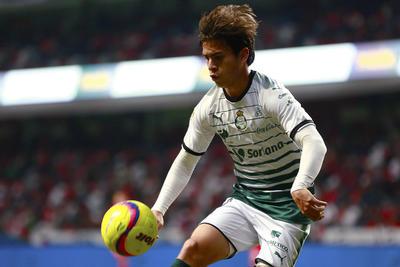 Santos Laguna no consiguió generar peligro alguno a sus rivales.