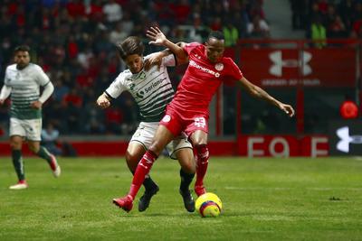 Santos cayó 2-0 ante el Diablo de Toluca en la jornada 4 de la Copa MX.