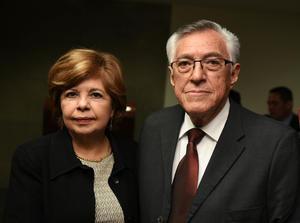08022018 Martha Sánchez y Pedro Monarrez.