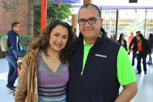 08022018 CASA ABIERTA.  Olimpia y Manuel.