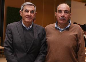 08022018 EN RECIENTE EVENTO.  Eduardo y Roberto Murra.
