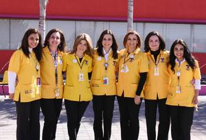 09022018 Perla, Rosa, Martha, Susy, Karina, Guadalupe y Sayri.