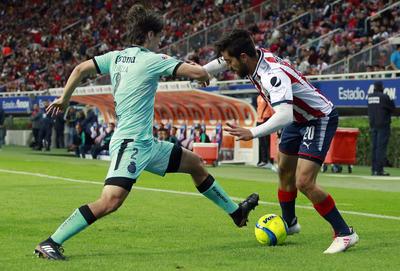 A domicilio, Santos derrota a Chivas en la jornada 6
