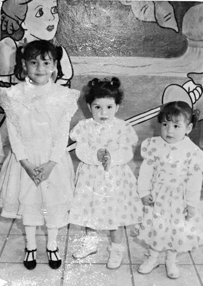 11022018 Aracely Hernández Rivera, Karem Michell García Rivera y Beatriz Hernández Rivera.