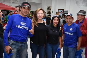 11022018 Miguel, Dulce, Gaby y Darío.