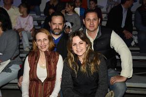 11022018 Olga, Dely, Sergio y Ernesto.