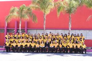 11022018 POSAN PARA LA FOTO.  Reunión anual del Voluntariado del CRIT Durango.