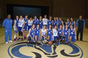 12022018 Equipo femenil de basquet de la secundaria del Tec.