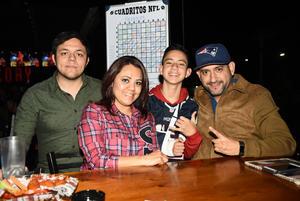 12022018 Marilin, Jovani, Miranda, Arturo y Erick.