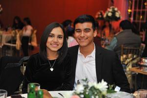 11022018 EN PAREJA.  Natalia y Enrique.