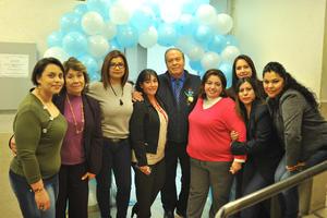 13022018 FELICES 4 AñOS.  Victoria Acevedo Carrillo en su fiesta de cumpleaños en el colegio.