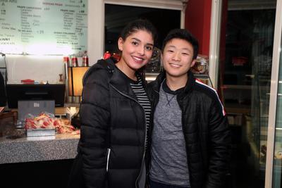 Ximena y Nicolás.