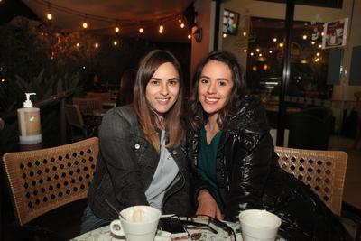 Natalia y Jimena.