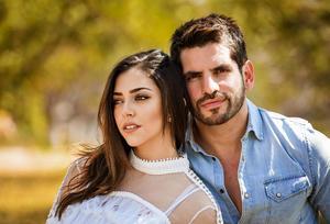 14022018 Stephanie y Miguel.
