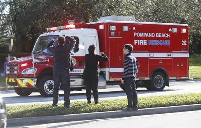 """Fuentes oficiales en Florida han señalado que el tiroteo dejó """"múltiples víctimas mortales"""", aunque no se han precisado cifras."""