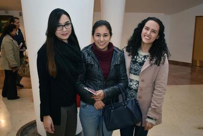 15022018 Vanessa, Caro y Susy