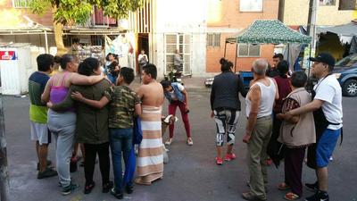 El sismo ocurre cinco meses después del temblor que azotó a México el pasado 19 de septiembre.