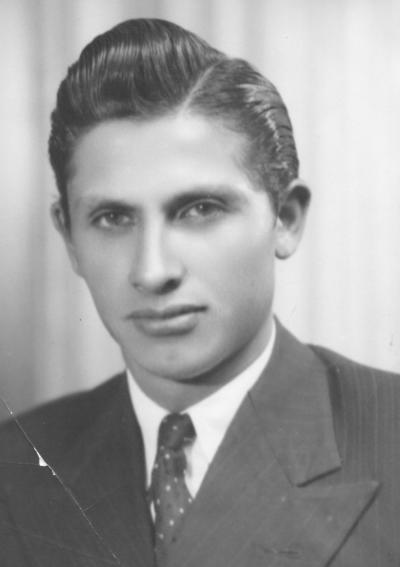 18022018 Enrique Pimentel Correa en 1941.