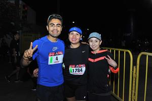 Josafat, Claudia y Goreti