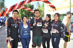 Juan, Selene, Daniel, Karla y Claudia