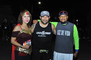 Margarita, Ramón y Omar