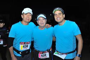Ricardo, Manuel y Jorge