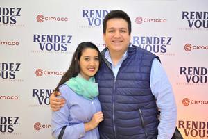 Mario y Alejandra