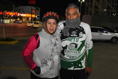 22022018 En rodada ciclista.