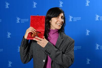 La israelí Ines Moldavsky se llevó el Oso de oro por Mejor Cortometraje con The Men Behind the Wall.