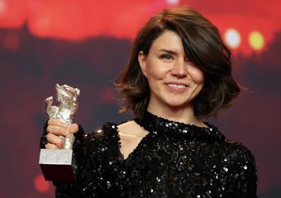 Twarz de Malgorzata Szumowska fue reconocida como el Gran Premio del Jurado.