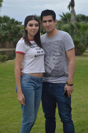 26022018 Fernanda y Rubén.