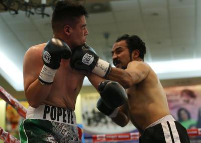 El combate entre David 'Popeye' Martínez y Víctor 'Sombra' Herrera causó opiniones encontradas.