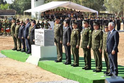 Éste se construirá sobre una superficie de 2.5 hectáreas dentro de las instalaciones de la XI Región Militar.