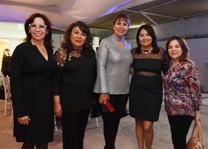 27022018 Dora, Mayela, Alicia, Kachis y Olivia.