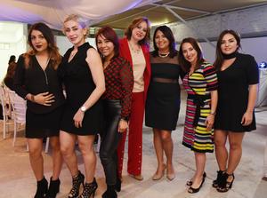 27022018 Brenda, Paola, Rosario, Brenda, Kachis, Olivia y Aída.
