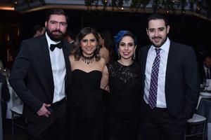 28022018 Amir, Dafne, Andrea y Sergio.
