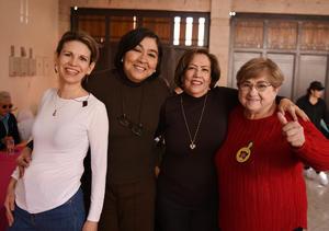 02022018 Marycu, Marissa, Blanca y Emily.