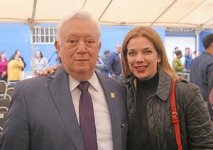 15022018 PADRE E HIJA.  Jesús Gerardo y Erika Sotomayor.