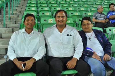 01032018 Samuel, Sergio y Pedro