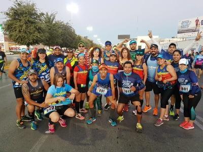 01032018 Locos X Correr, rumbo al Maratón Lala.