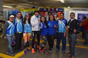 03032018 Chingorunnes de Querétaro y Run Friends.