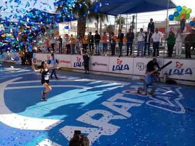 En la rama femenil, Isabel Vélez con 2 horas, 49 minutos y 56 segundos, fue la ganadora y obtuvo también el bicampeonato de la competencia.